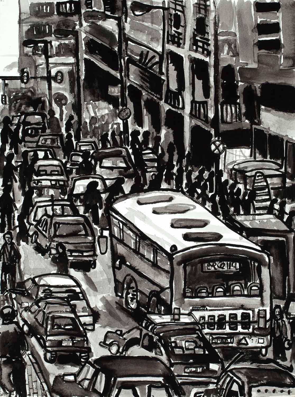 Occupation Series: Baghdad Street