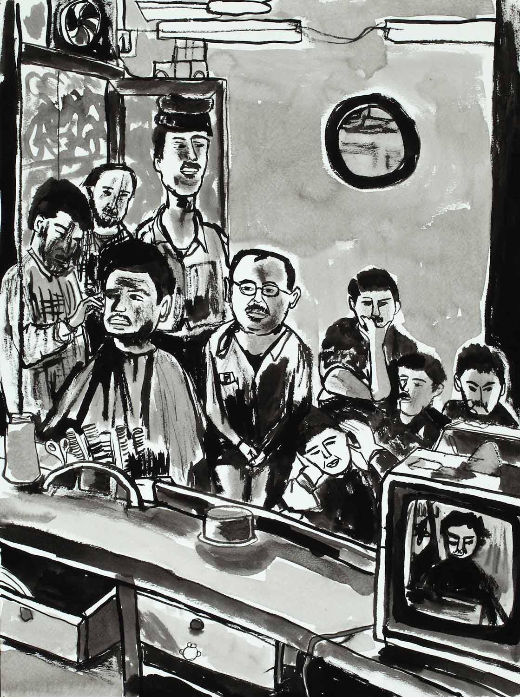 Occupation Series: Barber Shop