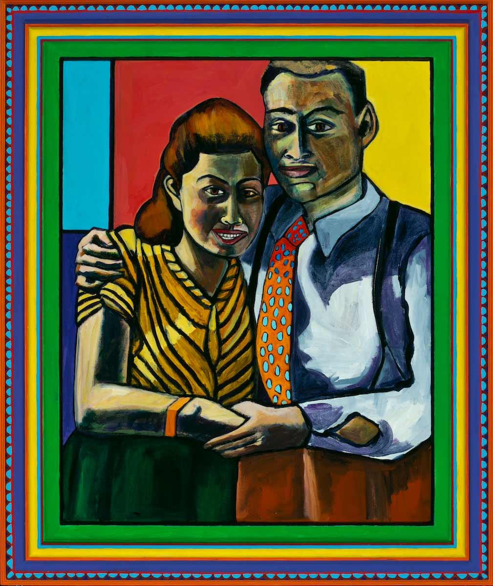 Family Portrait: Mom & Dad