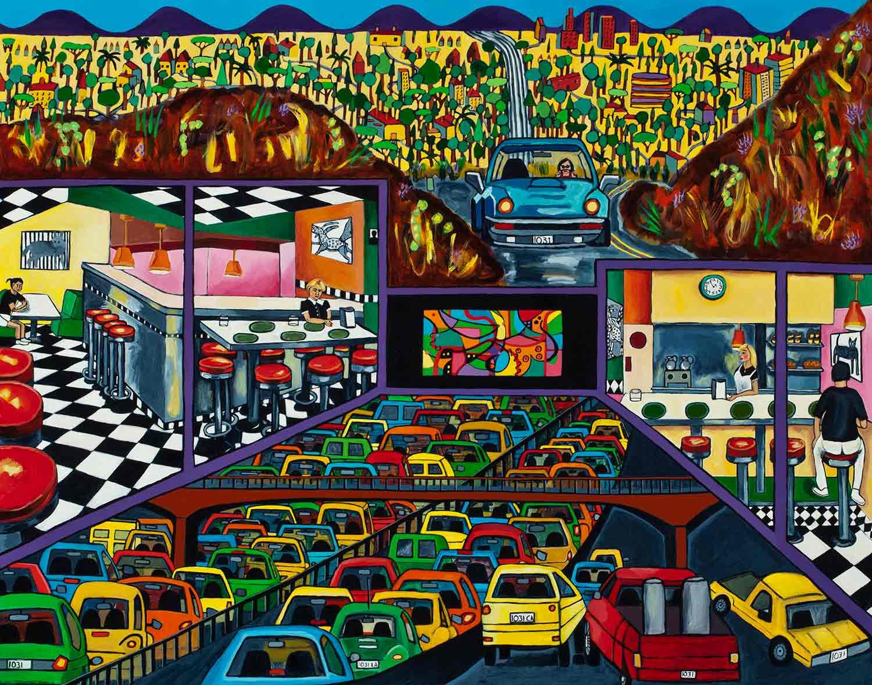 Mulholland Drive: Diner