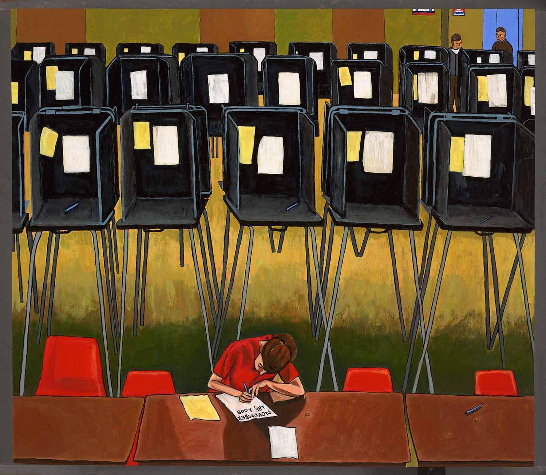 Voting Series: Voting Machines