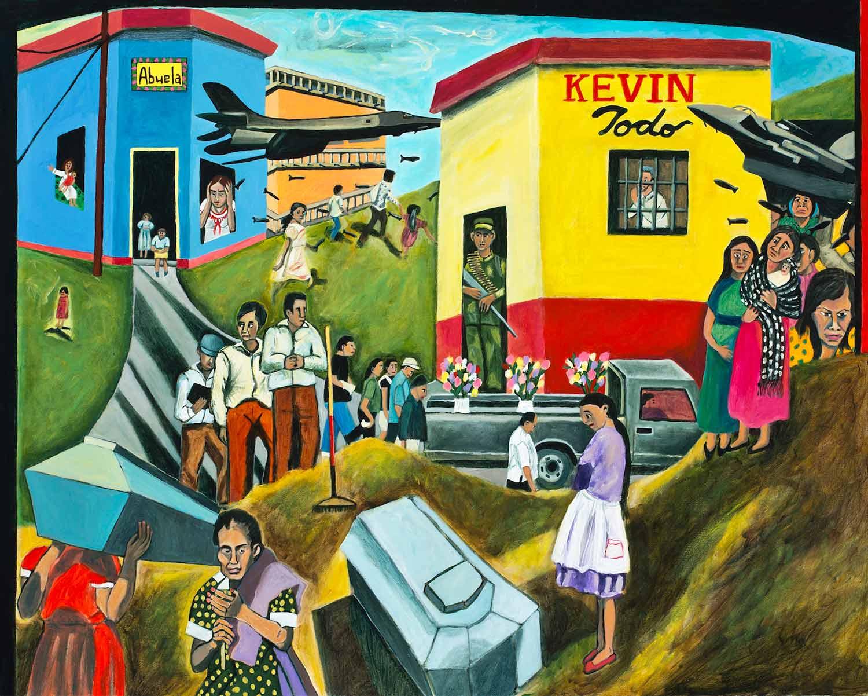 The Great Migration from El Salvador to Santa Cruz Series: Kevin Todo