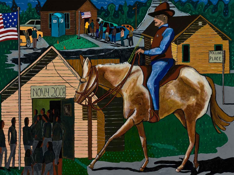 Voting Series: Sheriff