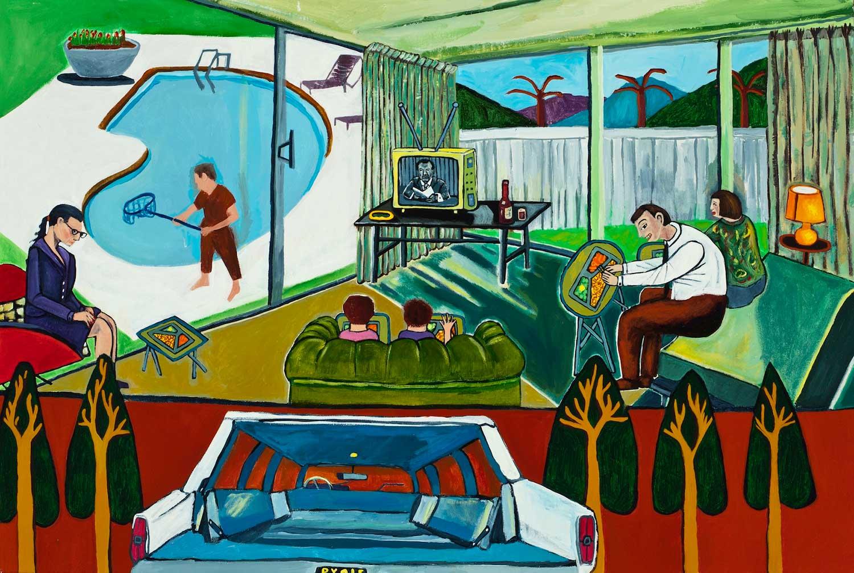 Mulholland Drive: Pool Guy